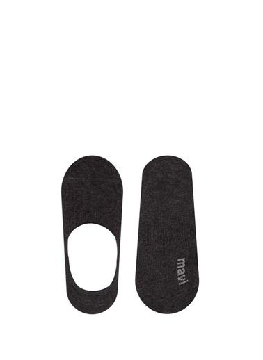 Mavi 2Li Çorap Seti Gri